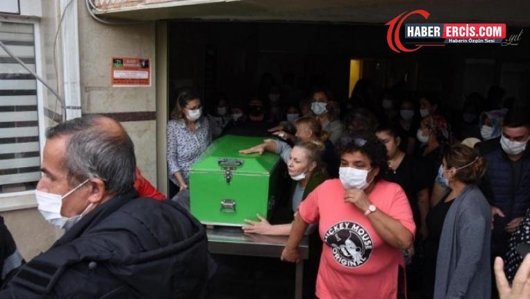 İzmir'de katledilen Yalçınsoy defnedildi