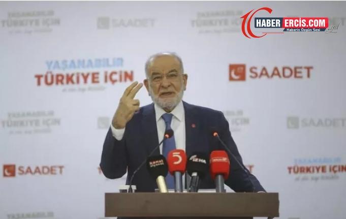 Karamollaoğlu: Türkiye 90'ları yaşıyor