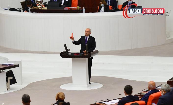 Kılıçdaroğlu: Kanunlar Anayasaya aykırı olamaz