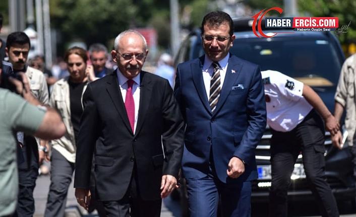Kılıçdaroğlu ve İmamoğlu'ndan HDP'nin kuruluş yıldönümü mesajı