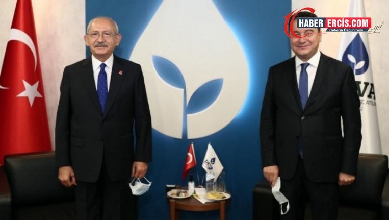 Kılıçdaroğlu ile Babacan görüştü: Er ya da geç erken seçim olacak