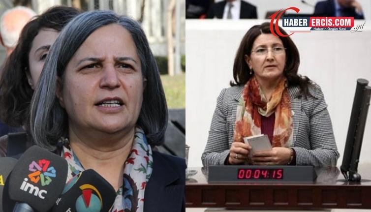 'Kobanê soruşturması'nda Kışanak ve Yıldırım'a da tutuklama talebi