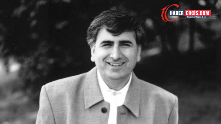 Kürt edebiyatçı ve yazarlar Mehmet Uzun'u andı