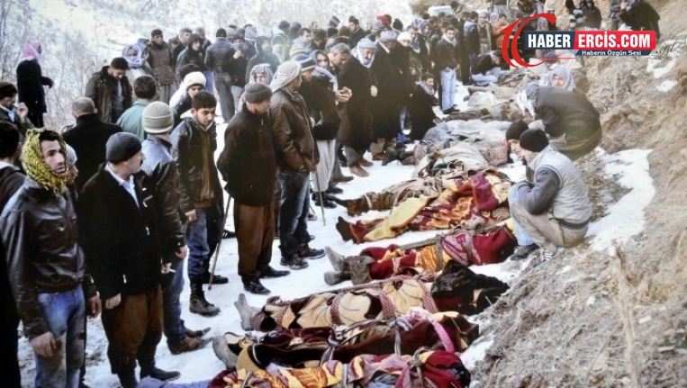 Roboski Katliamı 106'ncı ayında: Barış içinde yaşamak istiyoruz