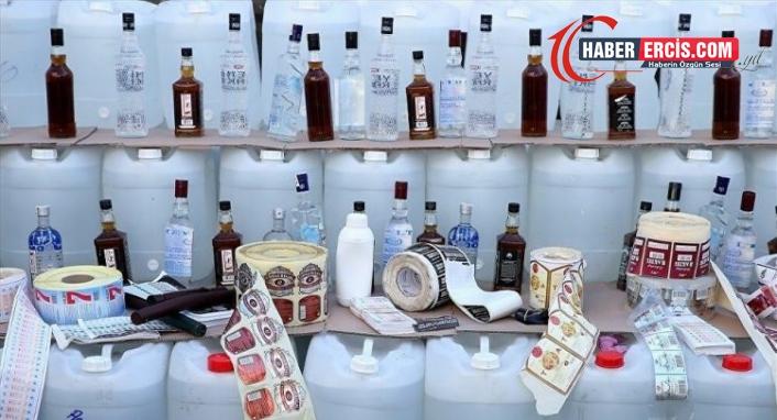 Sahte içki sonucu ölenlerin sayısı 52'ye yükseldi!