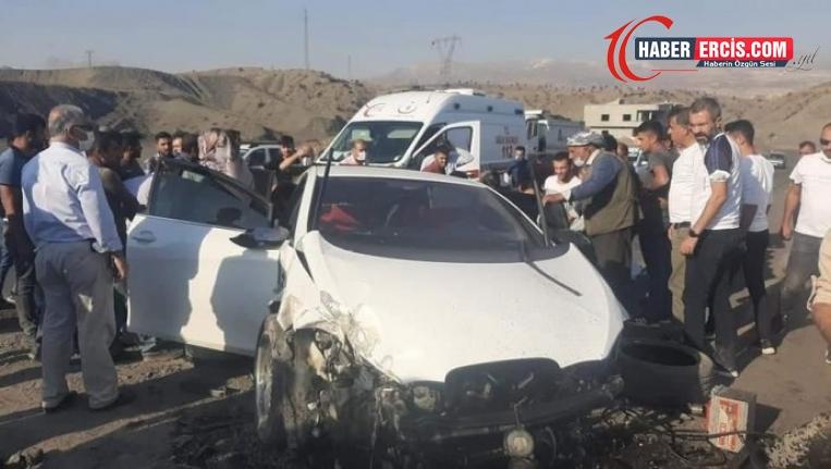 Şırnak'ta kaza: 2 kişi öldü