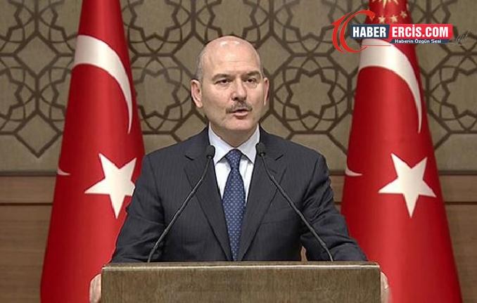 Soylu HDP'yle dayanışma gösteren siyasi partileri hedef aldı