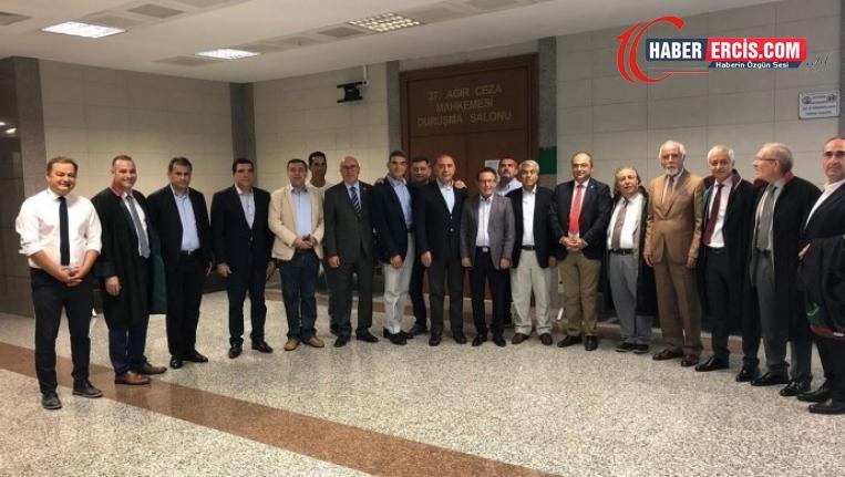 Sözcü gazetesinin yönetici ve yazarlarına verilen cezalar onandı