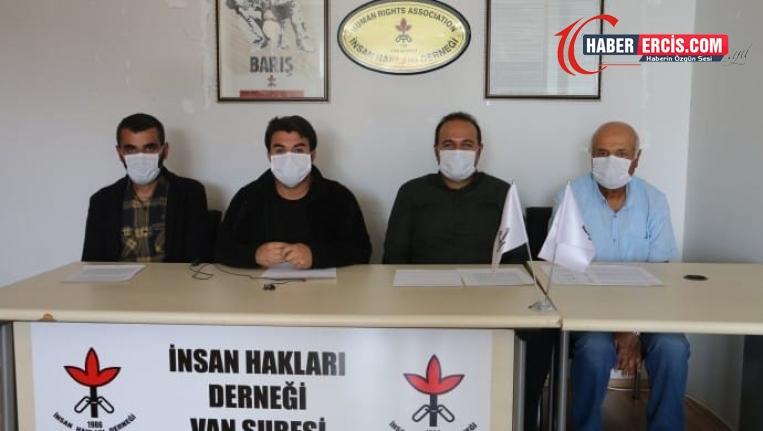 Van cezaevleri raporu: Tutuklular yerde yatıyor