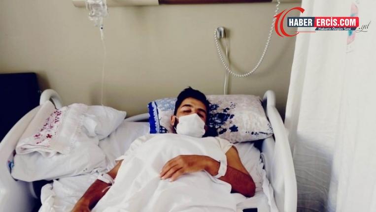 Van'da açılan ateş sonucu yaralanan Bağatur'un babası: Hukuk dışı bir hal aldı