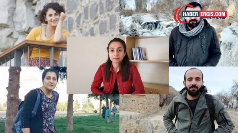 Van'da gazetecilerin gözaltına alınmasına tepki: Hakikati dünya gündemine soktular
