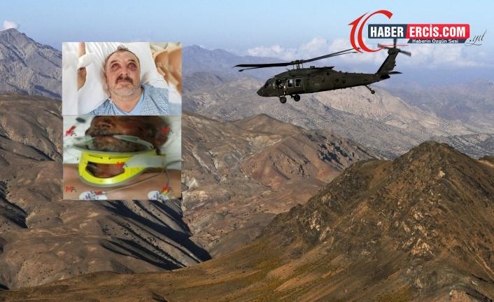 Van'da helikopter olayının araştırılması için soruşturma sonucu beklenecek