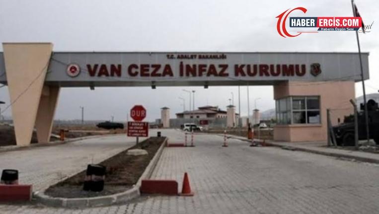 Van F Tipi Cezaevi'ndeki tutukluların açlık grevi 23. gününde