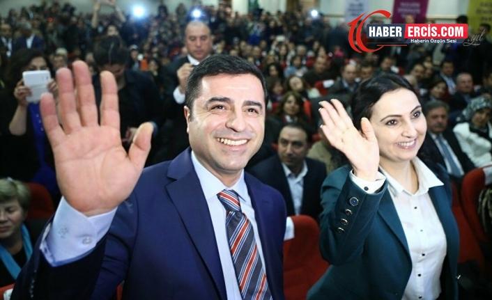 Yüksekdağ ve Demirtaş'ın tutukluklarına yine devam kararı