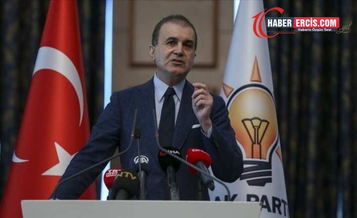 AKP'nin Sözcüsü: İstifayı kabul edip etmeme Cumhurbaşkanı makamının takdirindedir