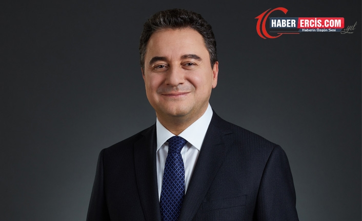 Ali Babacan: Erdoğan'ın samimiyet testi, AKP Genel Başkanlığı'ndan ayrılmak olur