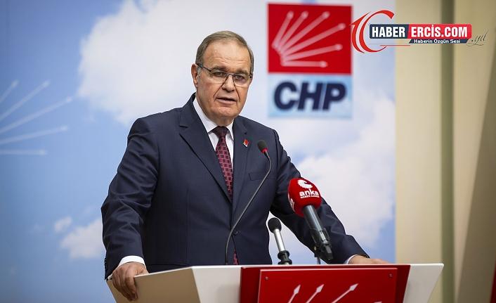 CHP Sözcüsü Öztrak: Bu rejimi hurdaya çıkarıp, kaptanını da emekli etme zamanı gelmiştir