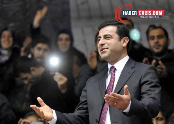 Demirtaş'ın avukatları: İçerde tutulmasına neden olacak bir tane bile hüküm yok