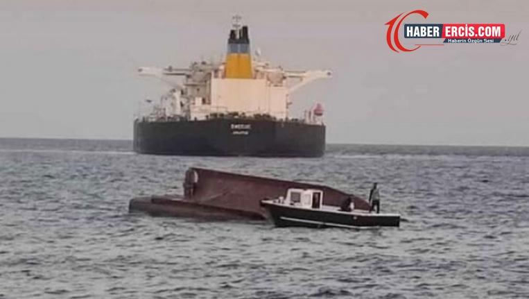 Denizde kaybolan 5 kişiden 4'ünün cenazesi çıkartıldı
