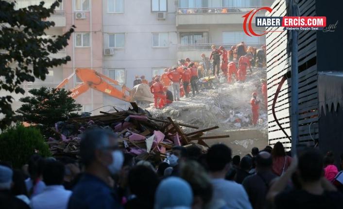 Deprem sonrası mülteci raporu