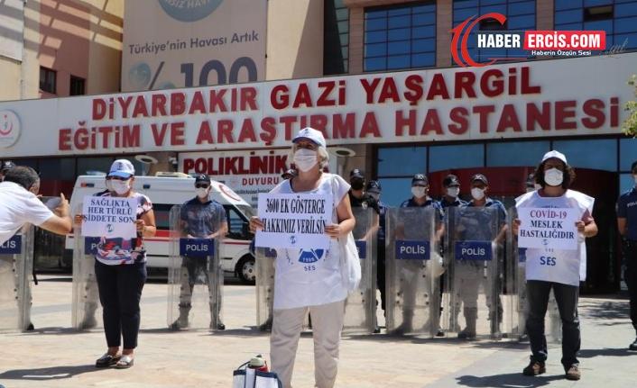 Diyarbakır'da günde 500-600 Koronavirüs vakası tespit ediliyor