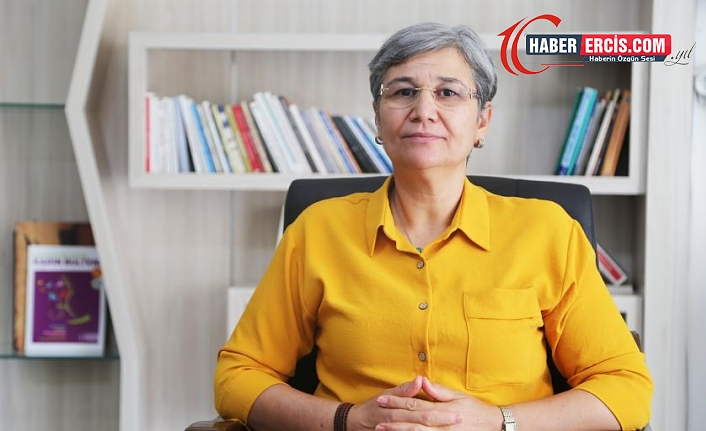 DTK Eşbaşkanı Güven'e 25 yıla kadar hapis istemi