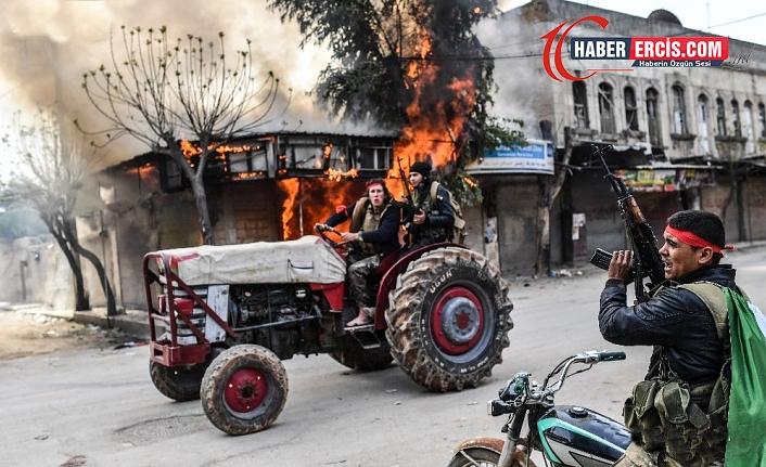 Gazeteci Cudi: Girê Spî, Serêkaniyê ve Efrîn'de DAİŞ uygulamaları var