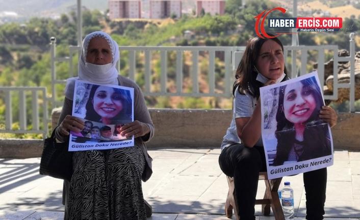 Gülistan Doku'nun ablasına 50 bin TL para cezası