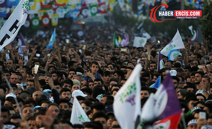 HDP tecride karşı eylem takvimi hazırlıyor