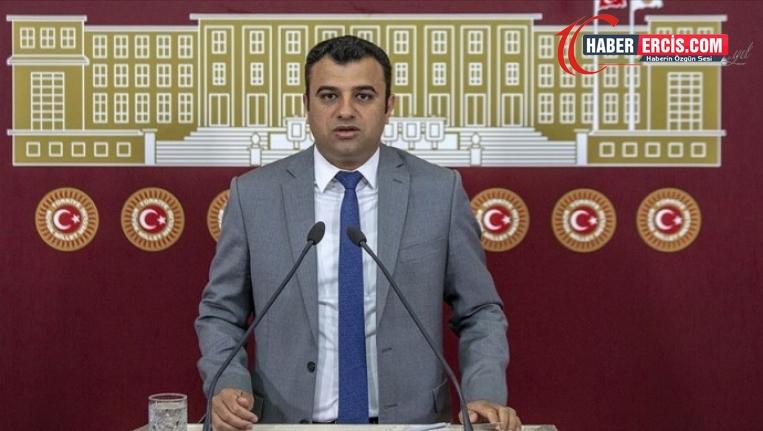 HDP'li Öcalan: Gençler işsizlik ve madde bağımlılığı kıskacında