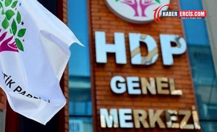 HDP: Yargıda reformun Diyarbakır'daki görünümü savunmaya gözaltı oldu