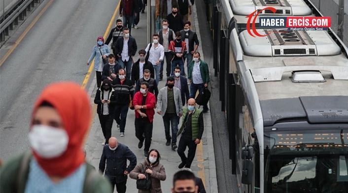 İstanbul'da koronavirüsü riski en yoğun işçi semtlerinde