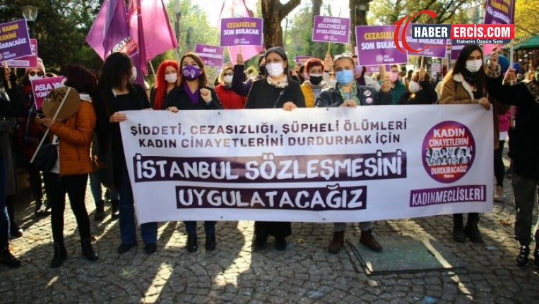 'İstanbul Sözleşmesi'nin tartışılması örgütlü kadına saldırıdır'
