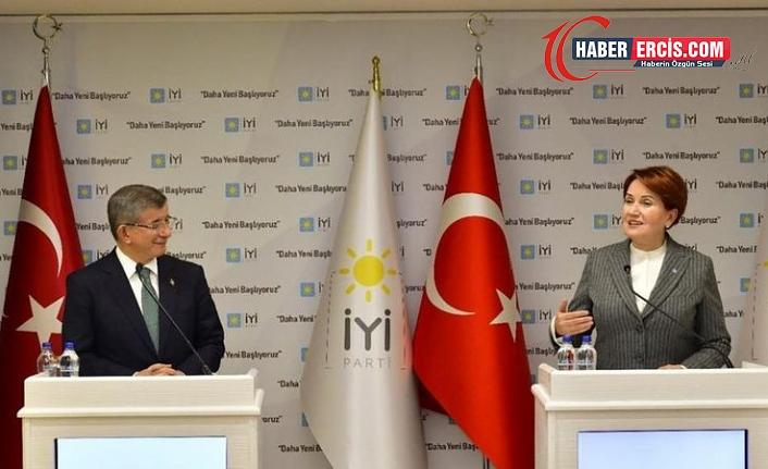 İYİ Parti ve Gelecek Partisi, parlamenter sistem üzerine ortak çalışma kararı aldı