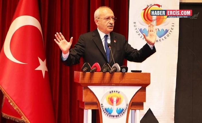 Kemal Kılıçdaroğlu: Sorunlarınızı çözmek istiyorsanız, oyunuzun rengini değiştireceksiniz