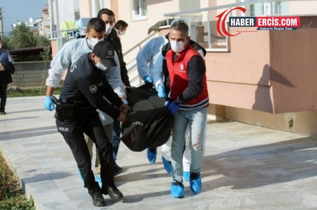 Muğla'da astsubay bir kadını katletti