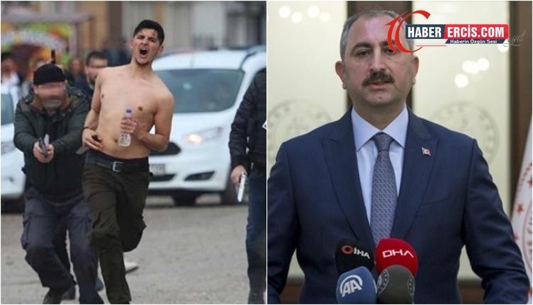 Polisin beraat kararını görmeyen Adalet Bakanı'ndan 'yaşam hakkı' mesajı