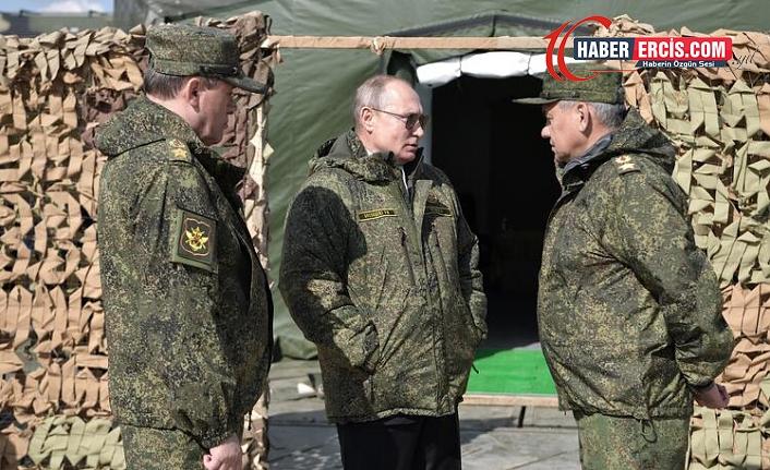 Putin: Türk askerinin temas hattında yer alması anlaşmanın bozulmasına zemin hazırlar