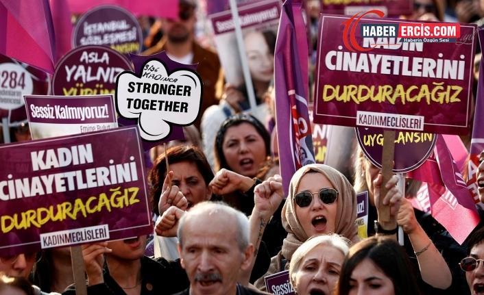 Sosyo Politik Saha Araştırmaları Merkezi : 10 ayda 453 kadın katledildi