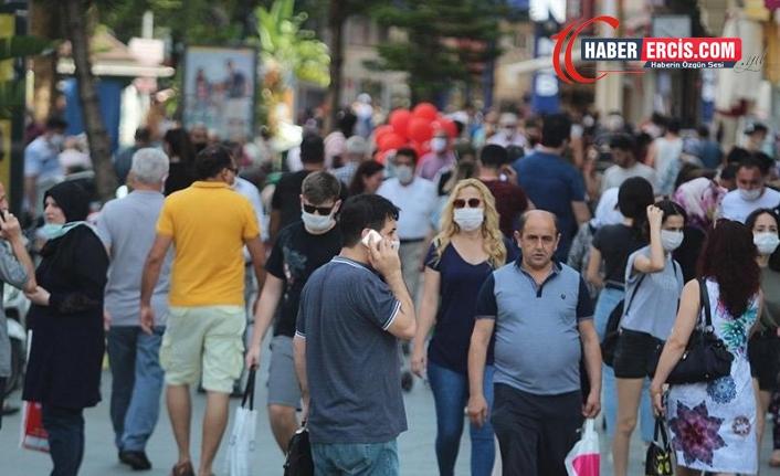 TTB pandemi raporu: 23 ilde günlük vaka sayısı 20 bin üzerinde