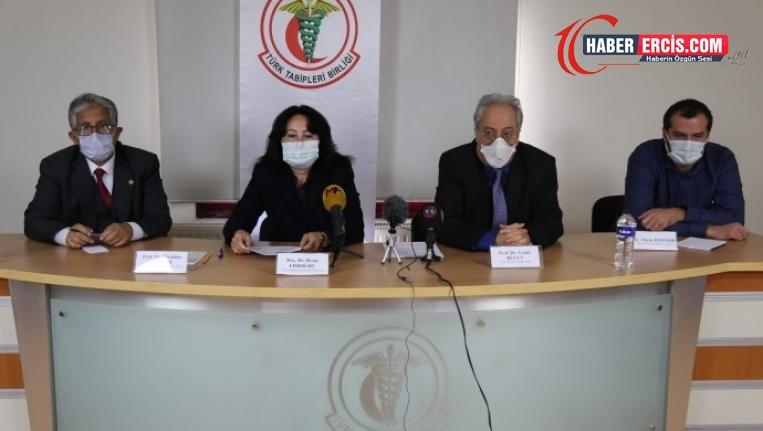 TTB: Sağlık Bakanlığı bütçesinde salgın yok