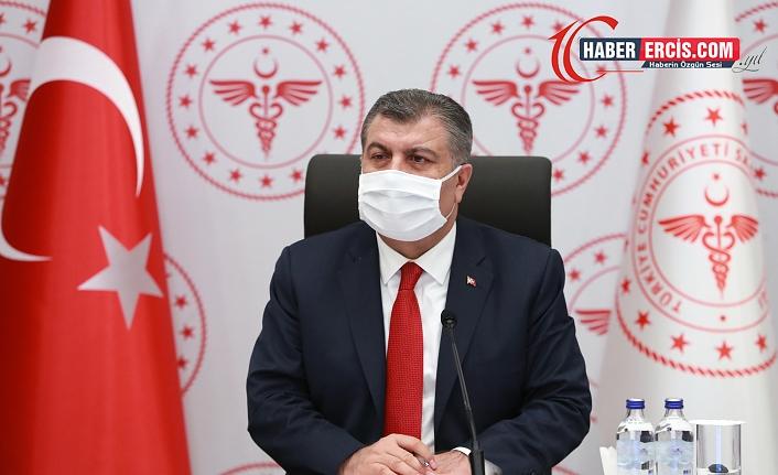 Türkiye'de Koronavirüsten can kaybı 10 bin 803'e yükseldi