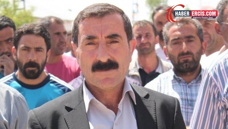 Van'da Tutuklu Eşbaşkan Çalışkan'ın testi pozitif çıktı