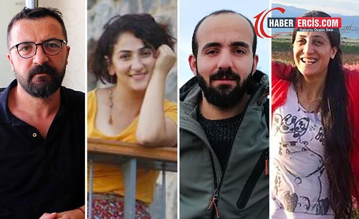 Van'da Gazetecilerin tutukluluğu AYM'ye taşındı