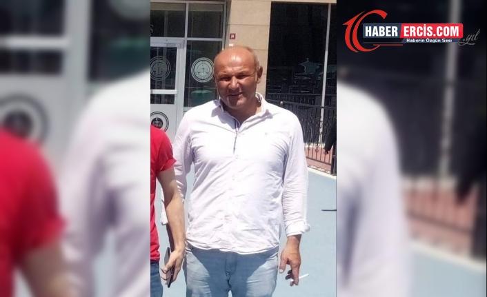 Van'da inşaatın 3'üncü katından düşen işçi hayatını kaybetti