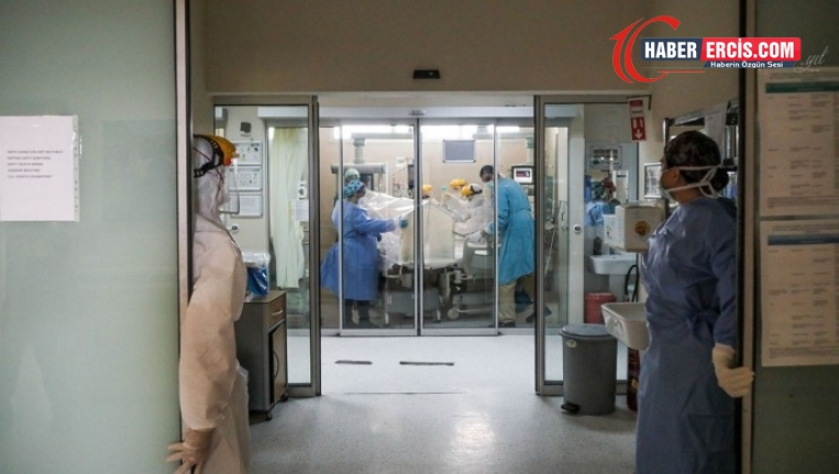 'Yoğun bakımlarda yer bulamayan Koronavirüs hastası öldü'