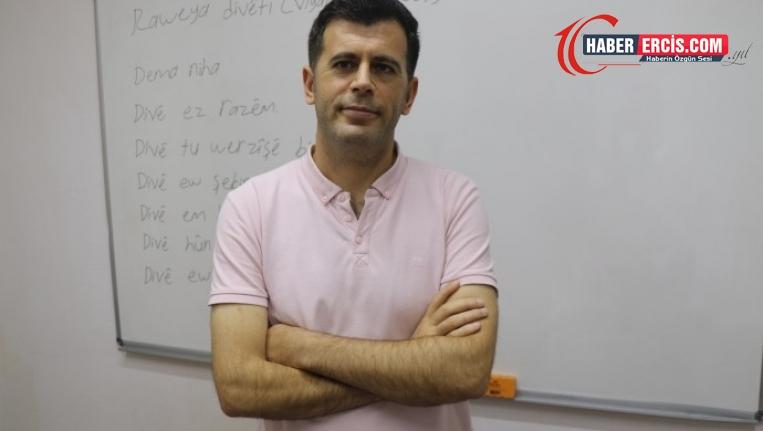 Youtube'da adım adım Kürtçe öğretiyor