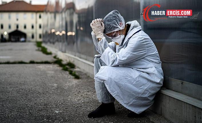TTB: Bir günde 7 sağlık çalışanı hayatını kaybetti