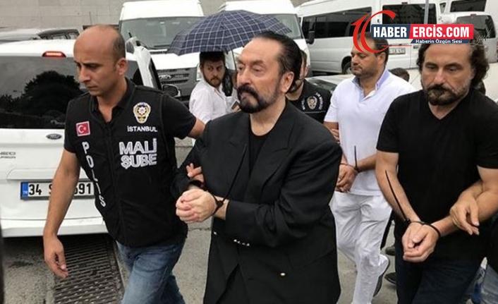 Adnan Oktar'a hapis cezası