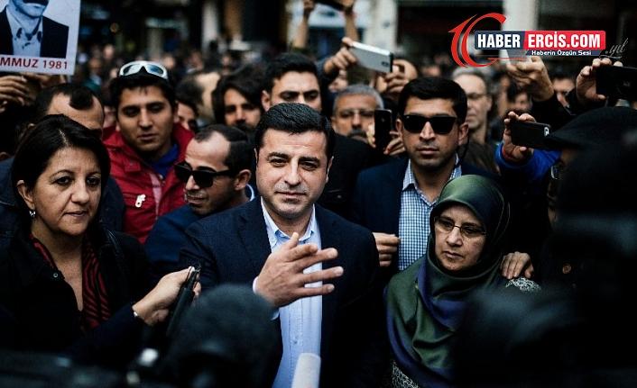 AİHM'in Demirtaş kararı uygulanmazsa, Türkiye AK'den atılır